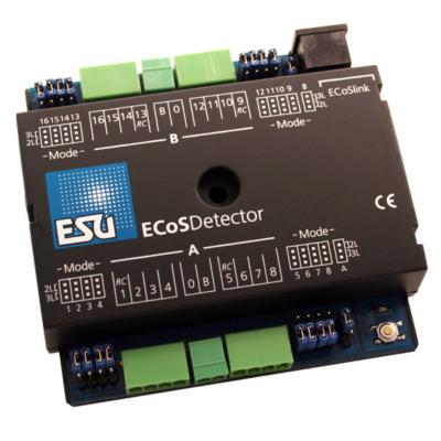 ESU ECoS Detector Feedback Module - #397-50094 - SPECIAL ORDER ONLY