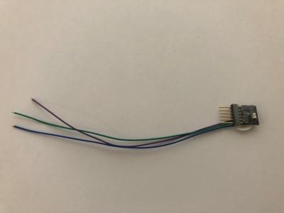 ESU LokPilot Nano Std. Decoder 6-Pin Direct Connect - #397-53665