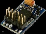 ESU LokPilot Standard DCC, PluX12 interface, 4 amplified outputs - #397-53616