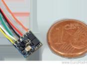 ESU LokPilot Fx Nano, Function decoder MM/DCC, NEM652 8-pin - #397-53620 - SPECIAL ORDER