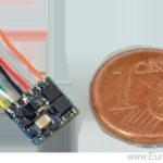 ESU LokPilot Nano Std. Decoder 8-Pin W/Wires - #397-53661