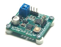 Turtle Stall Motor Driver and DCC Decoder - #TVD-TURT01