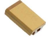 Capacitor 150 uF 16 volts SMD - #C-150uF16Vsmd