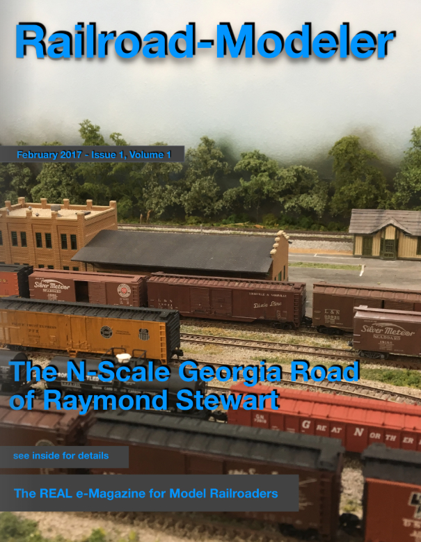 Railroad Modeler