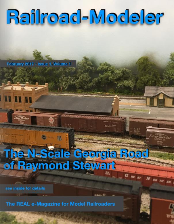 Railroad Modeler