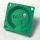 3D Mount for Fascia Controllers - #TVD-MFC3D1D