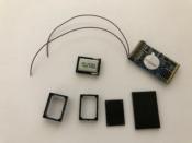 "LokSound 5 DCC/MM/SX/M4 ""Blank decoder"", 21MTC NEM660, Retail, with speaker 11x15mm, Gauge: 0, H0 - #397-58419"