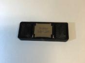 15x40H5 Enclosure with 13x18-04 Speaker 4 ohm 1.0-1.2W 20Hz - 20kHz - #SP-15x40H5-04ENC
