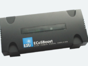 ESU ECoS Booster 7 Amp with Power Supply - #397-50012 - SPECIAL ORDER