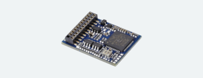 ESU LokPilot V4.0 M4 MKL, 21MTC plug, 6 AUX - #397-64618 - SPECIAL ORDER