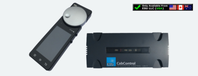 CabControl DCC System with WIFI Throttle - #397-50310 - SPECIAL ORDER ONLY