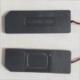 """Speaker with Enclosure: 14mm x 40mm x 5.2mm (0.47"""" x 1.6"""" x 0.14"""") 8 ohm, .8 watt - #SP-14x40-08ENC"""