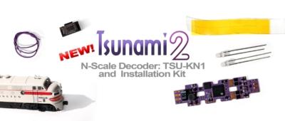 Tsunami2 TSU-KN1 Decoder - #678-885032