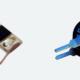 LED lighting strip, PowerPack energy storage,0.22F/5.5V, double pack - #397-50710