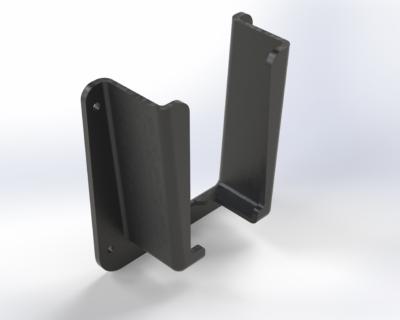 Throttle Pocket for Digitrax DT602(D), UT6(D) - #ThrottlePocket