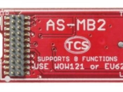 1624 Motherboard for Atlas and Kato, includes KA4 Keep-Alive™ - #TCS-AS-MB2-NC