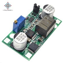 Up Down Module Boost and Buck Voltage Converter 5-25V to 0.5V-25V 3A 30W - #Reg-BB3A