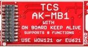 1786 WOWKit is a DCC sound total conversion kit - #TCS-WDK-KAT-2