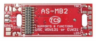 1787 WOWKit is a DCC sound total conversion kit - #TCS-WDK-KAT-3