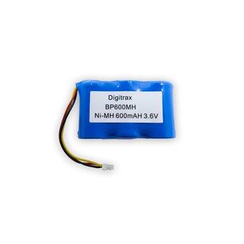 Ni-MH 600mAH 3.6v Battery Pack - #245-BP600MH