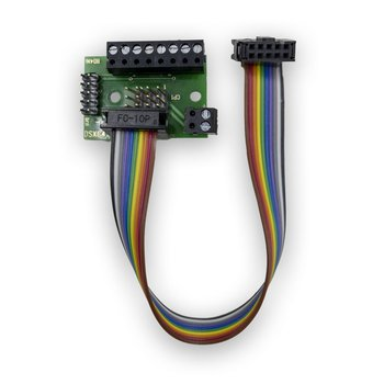Input interconnect board for DS74 - #245-DSXC4