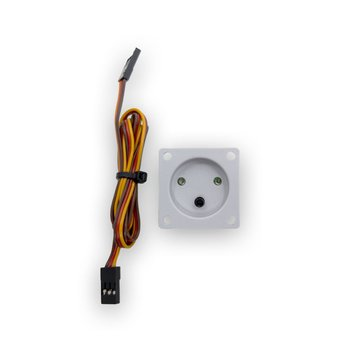 Fascia mount control panel for SW inputs w/LEDs for the DS74 - #245-DSXCP1